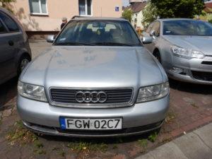 Syndyk sprzeda Audi A4